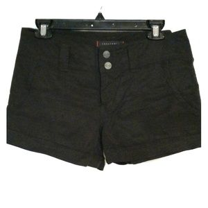 Black Sanctuary shorts
